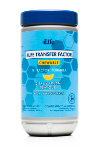 Chewables-transfer-factor-formula-4life. Chicle 4Life para niños