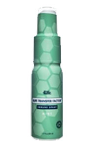 Transfer-Factor-spray-mint. Producto para la garganta USA