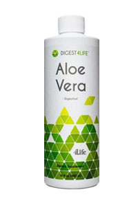 aloe-vera-4life. For healthy digestion and support for internal organs.