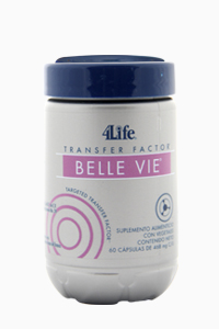transfer-factor-bellevie-belle-vie-4life USA. Para el sistema reproductivo femenino